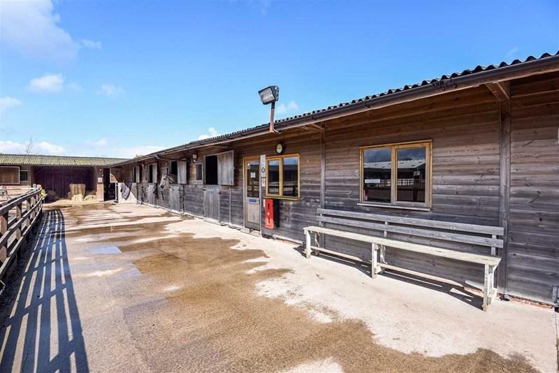 Meeting room at Hill Farm Equestrian